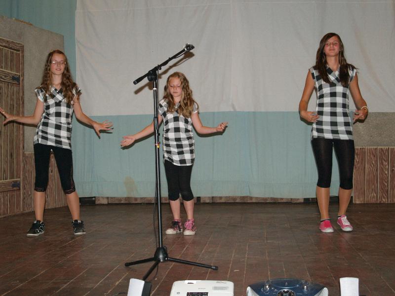 tanečníčky :-)
